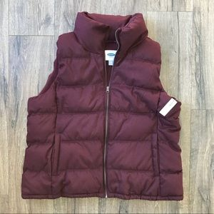 NWT Old Navy Puffer Vest